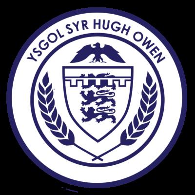 Ysgol Syr Hugh Owen Hen Logo